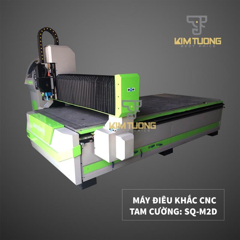 Máy Điêu Khắc CNC SQ-M2D