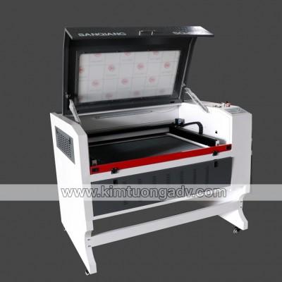 Máy Cắt Khắc Laser 6090 - Máy Khắc Laser Mini