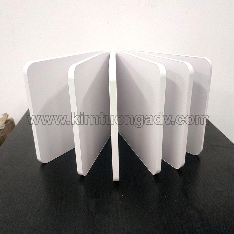 Báo Giá Tấm Nhựa PVC Cứng - Chuyên Dùng Làm Quầy, Kệ, Tủ Bếp
