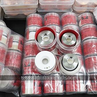 Sứ Bảo Vệ Máy Laser Fiber Cỡ 28 - 32 MM